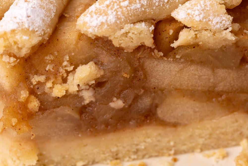 Apples in apple pie
