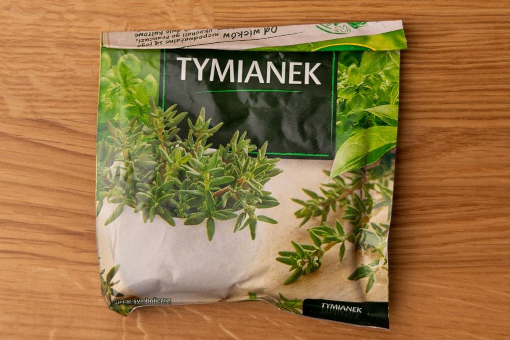 Bag of thyme