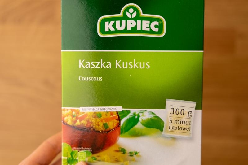 Couscous package