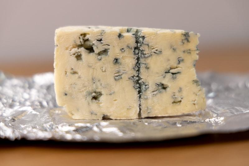 Frozen blue cheese