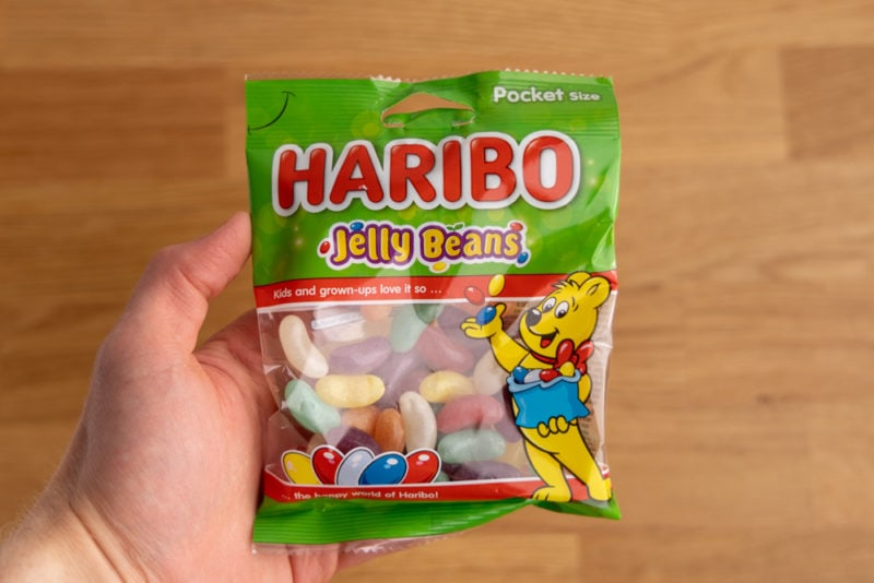 Jelly beans pack