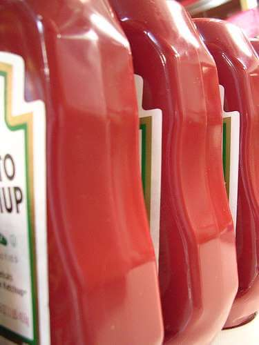 Does ketchup go bad?