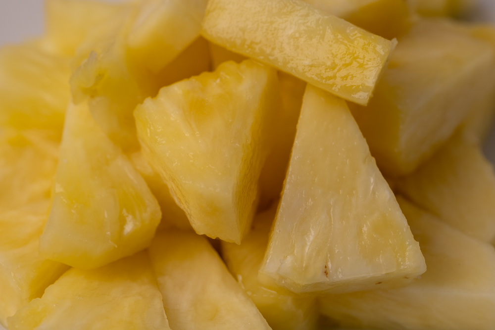 Pineapple small pieces