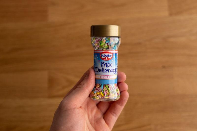 Sprinkles bottle