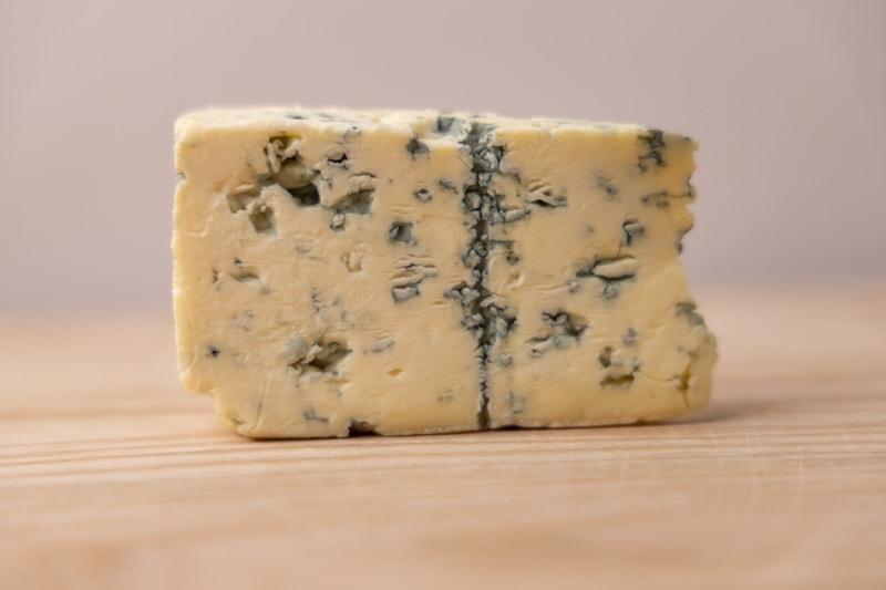 Thawed blue cheese