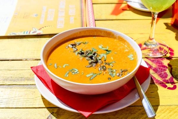 Tikka masala soup