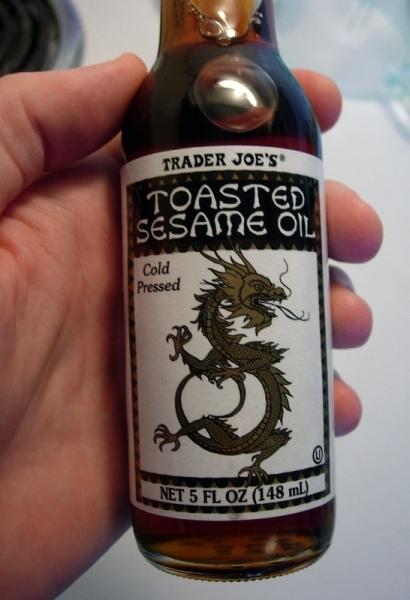 Trader Joe's Toasted Sesame Oil
