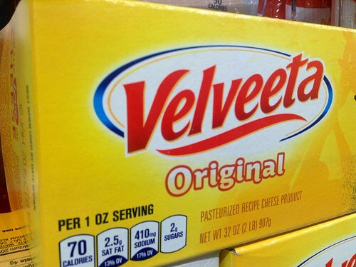 Velveeta original package