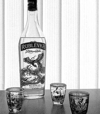Does vodka go bad? Nope, it doesn't.